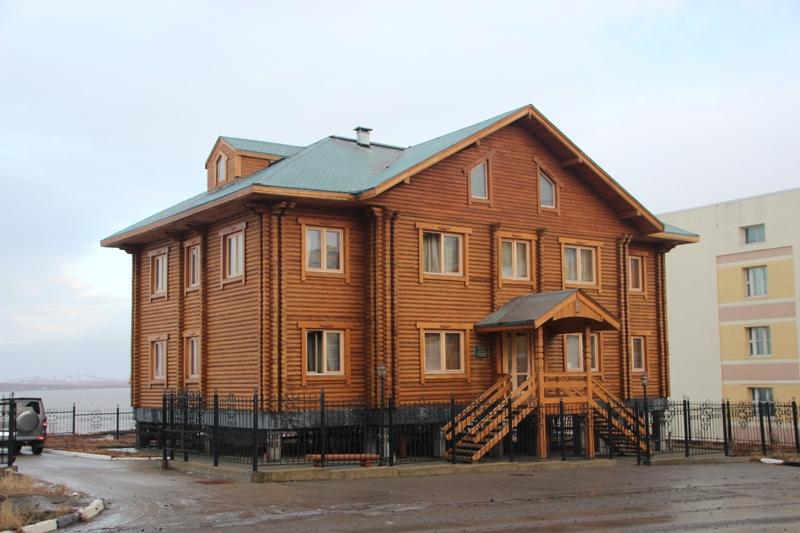 Здание Епархиального управления Анадырской и Чукотской епархии, г. Анадырь