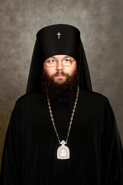 Архиепископ Анадырский и Чукотский Матфей