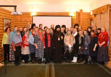 Встреча с духовенством и прихожанами Анадырской епархии
