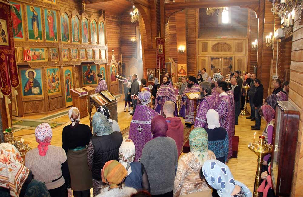 Свято-Троицкий кафедральный собор, г. Анадырь