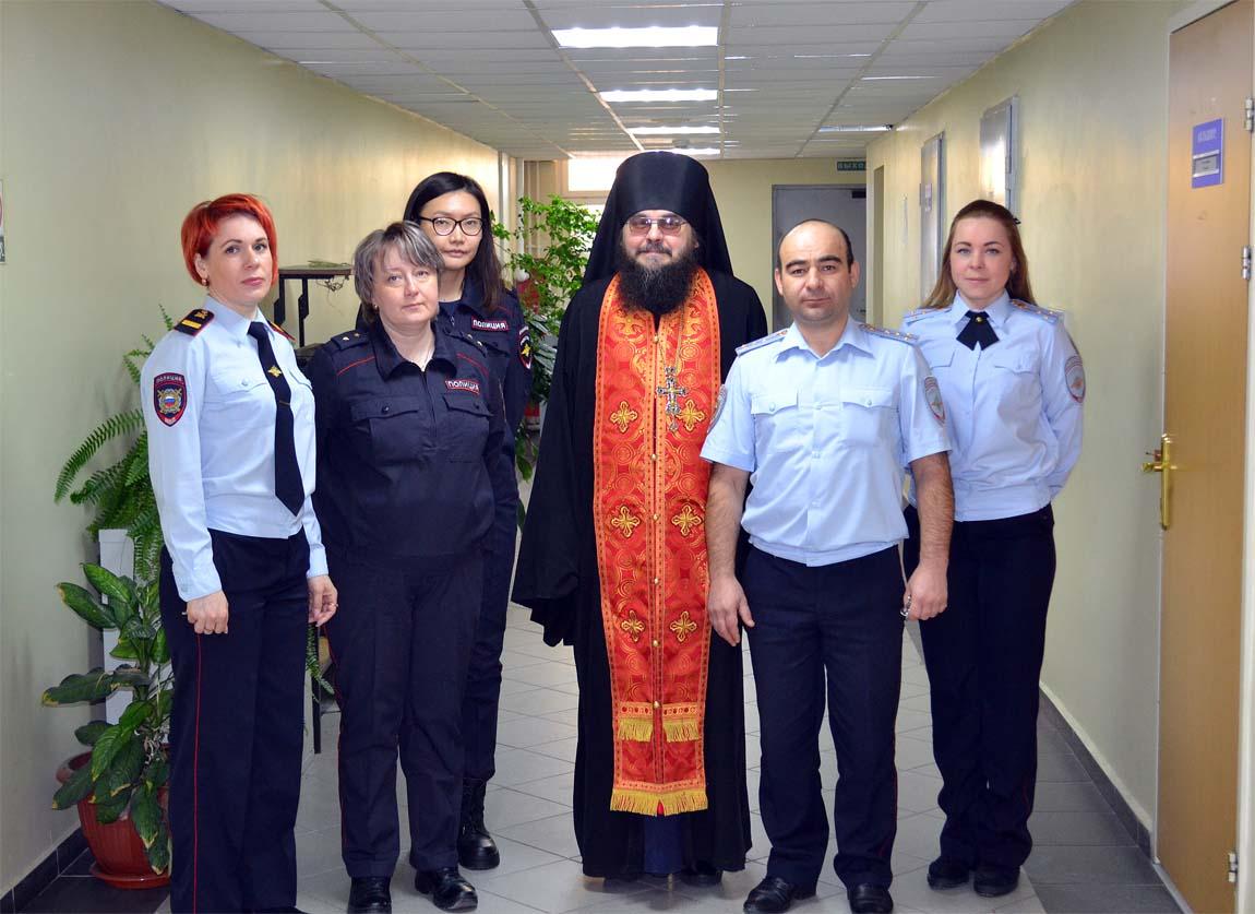Изолятор временного содержания г. Анадыря