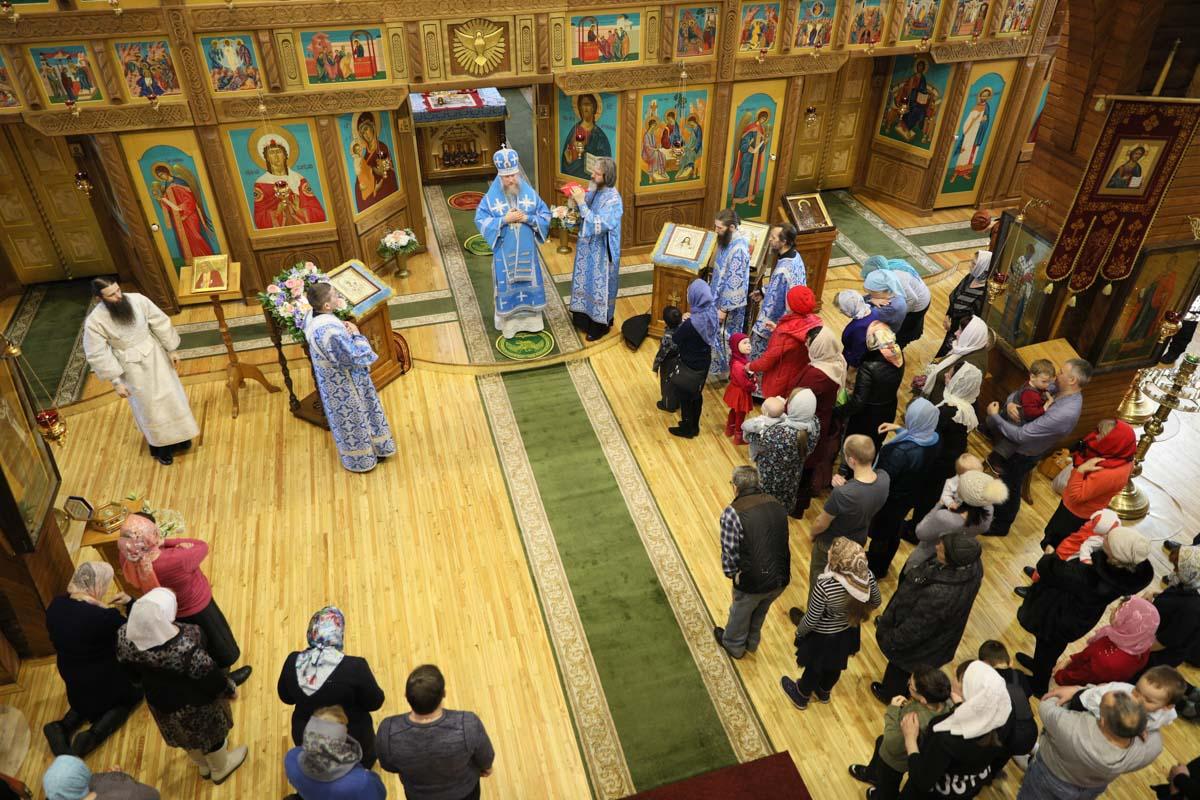 Фото Вадима Матвеичева (газета Крайний Север)