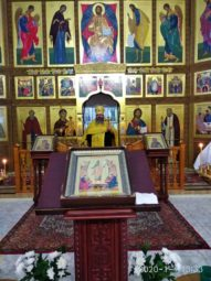 01-01-2020 - Молебен на Новолетие в Билибино