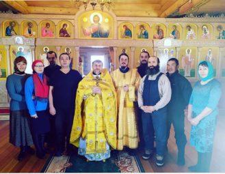 Вербное Воскресенье в Марково 2020